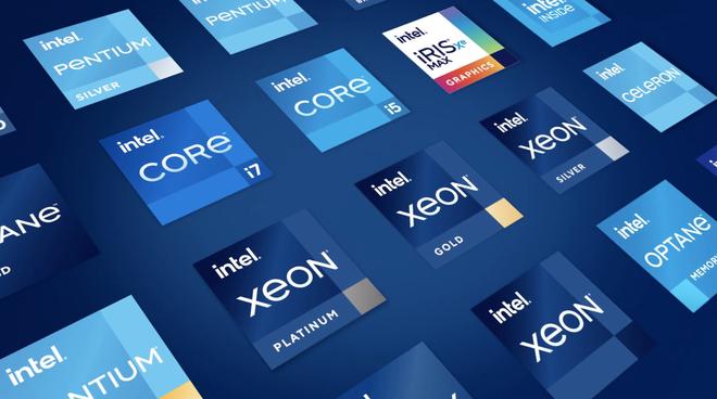 Intel thay đổi logo mới, thiết kế tối giản và hiện đại hơn - Ảnh 3.