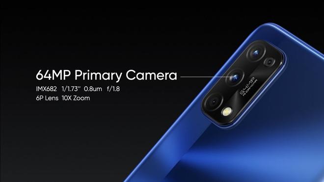 Realme 7 & Realme 7 Pro ra mắt: Helio G95 / Snapdragon 720G, 4 camera 64MP, sạc nhanh 65W, giá từ 4.7 triệu đồng - Ảnh 2.