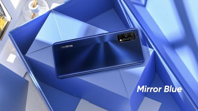 Realme 7 & Realme 7 Pro ra mắt: Helio G95 / Snapdragon 720G, 4 camera 64MP, sạc nhanh 65W, giá từ 4.7 triệu đồng - Ảnh 3.