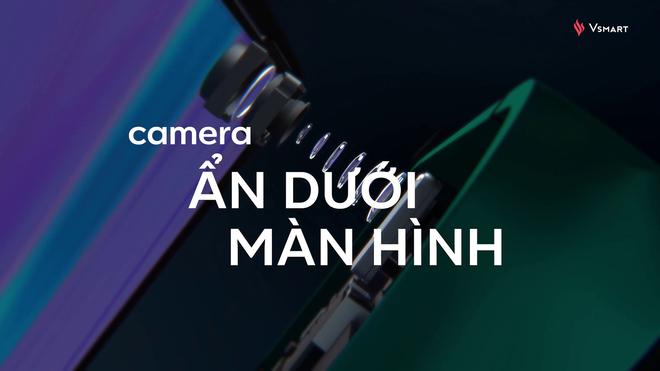 Ảnh selfie chụp bằng smartphone Vsmart với camera ẩn dưới màn hình - Ảnh 1.