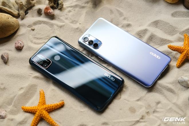 Cận cảnh smartphone giá rẻ OPPO A53 vừa ra mắt: 3 camera sau, màn 90Hz, pin 5000 mAh, sạc nhanh 18W, giá 4,49 triệu đồng - Ảnh 9.