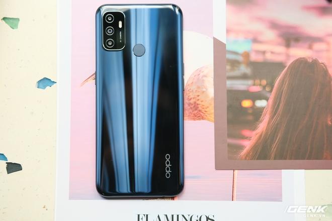 Cận cảnh smartphone giá rẻ OPPO A53 vừa ra mắt: 3 camera sau, màn 90Hz, pin 5000 mAh, sạc nhanh 18W, giá 4,49 triệu đồng - Ảnh 4.