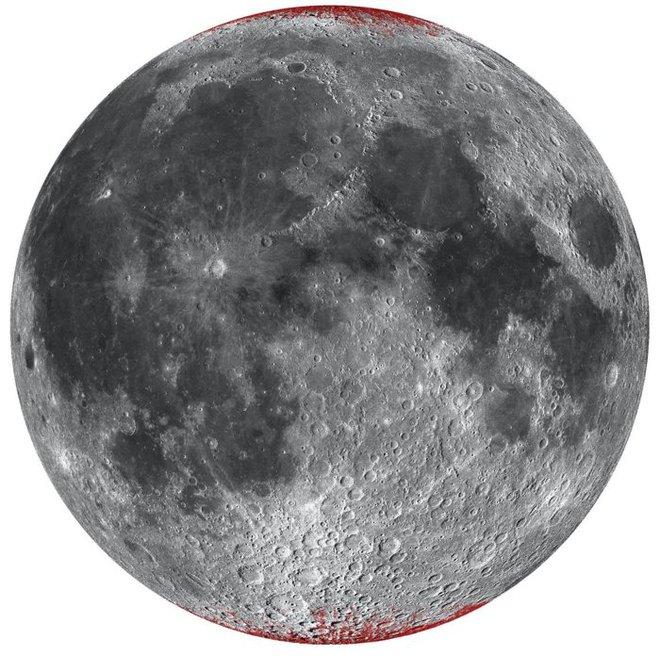 Phát hiện mới: Không có cả nước dạng lỏng và oxy, Mặt Trăng vẫn đang gỉ do tác động của Trái Đất - Ảnh 2.