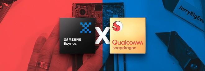 So sánh hiệu năng Galaxy Note20 Ultra bản Exynos và bản Snapdragon, kết quả đầy bất ngờ - Ảnh 1.