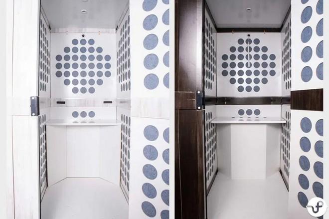 Với căn phòng cách âm siêu nhỏ gọn này của người Nhật, bạn sẽ có không gian làm việc vô cùng thoải mái và hiệu quả - Ảnh 1.