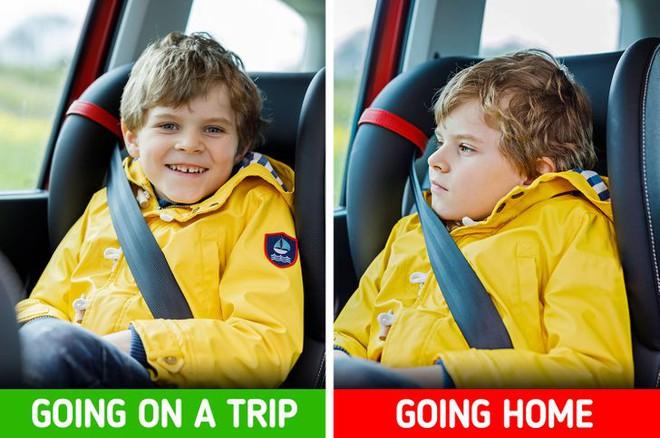 Lời giải cho hiện tượng tại sao chuyến trở về thường có vẻ ngắn hơn, ngay cả khi đi cùng một con đường - Ảnh 3.