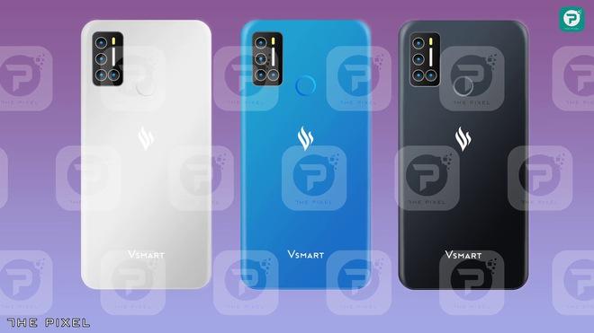 Vsmart Joy 4 rò rỉ: Snapdragon 665, 4 camera, pin 5000mAh, giá khoảng 3 triệu đồng - Ảnh 2.