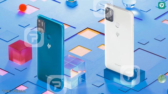 Vsmart Joy 4 rò rỉ: Snapdragon 665, 4 camera, pin 5000mAh, giá khoảng 3 triệu đồng - Ảnh 3.