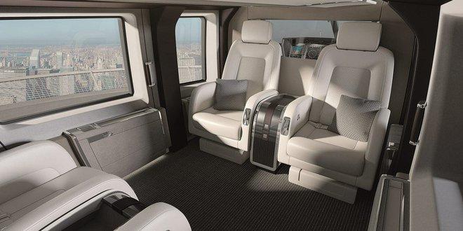 Có gì thú vị bên trong trực thăng 10 chỗ ngồi siêu sang giá 14 triệu USD vừa được Airbus ra mắt - Ảnh 5.