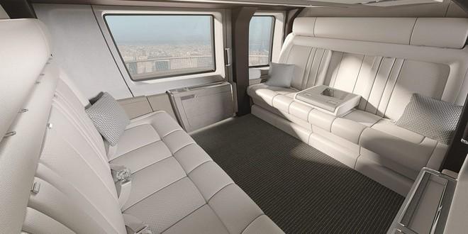 Có gì thú vị bên trong trực thăng 10 chỗ ngồi siêu sang giá 14 triệu USD vừa được Airbus ra mắt - Ảnh 1.