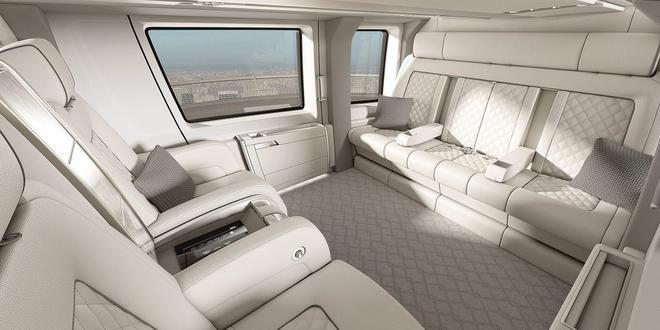 Có gì thú vị bên trong trực thăng 10 chỗ ngồi siêu sang giá 14 triệu USD vừa được Airbus ra mắt - Ảnh 3.
