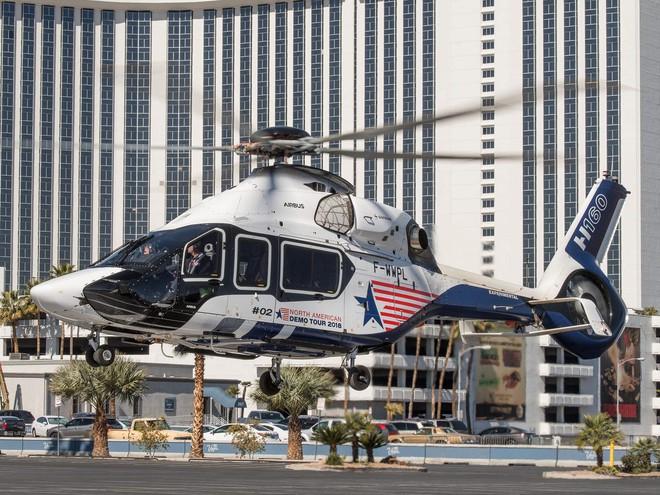 Có gì thú vị bên trong trực thăng 10 chỗ ngồi siêu sang giá 14 triệu USD vừa được Airbus ra mắt - Ảnh 9.