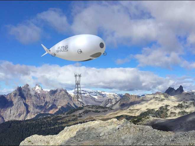 Khí cầu mới của Pháp có khả năng nhận và thả hàng mà không cần hạ cánh - Ảnh 4.