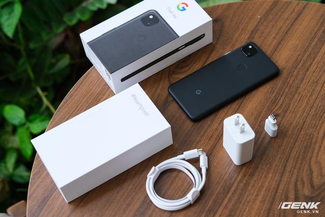 Trên tay Google Pixel 4a: Gọn nhẹ, chỉ 1 camera sau, sản xuất tại Việt Nam, giá gần 10 triệu đồng - Ảnh 3.