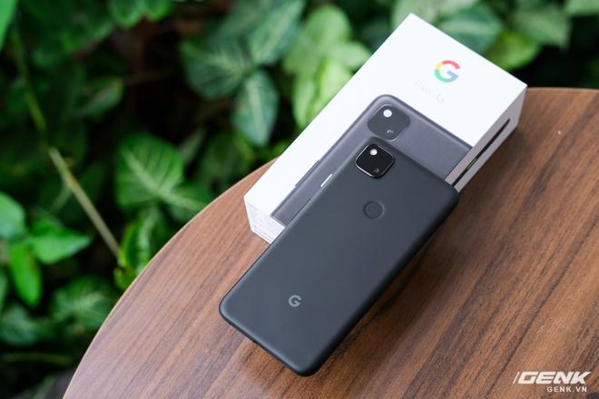 Trên tay Google Pixel 4a: Gọn nhẹ, chỉ 1 camera sau, sản xuất tại Việt Nam, giá gần 10 triệu đồng - Ảnh 4.