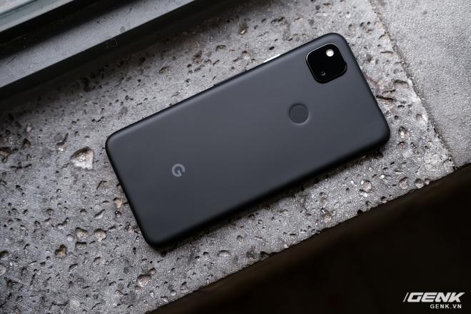 Trên tay Google Pixel 4a: Gọn nhẹ, chỉ 1 camera sau, sản xuất tại Việt Nam, giá gần 10 triệu đồng - Ảnh 5.