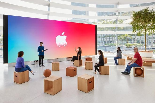 Con buôn Việt Nam có thêm địa điểm mới (tuyệt đẹp) để xếp hàng mua iPhone - Ảnh 4.