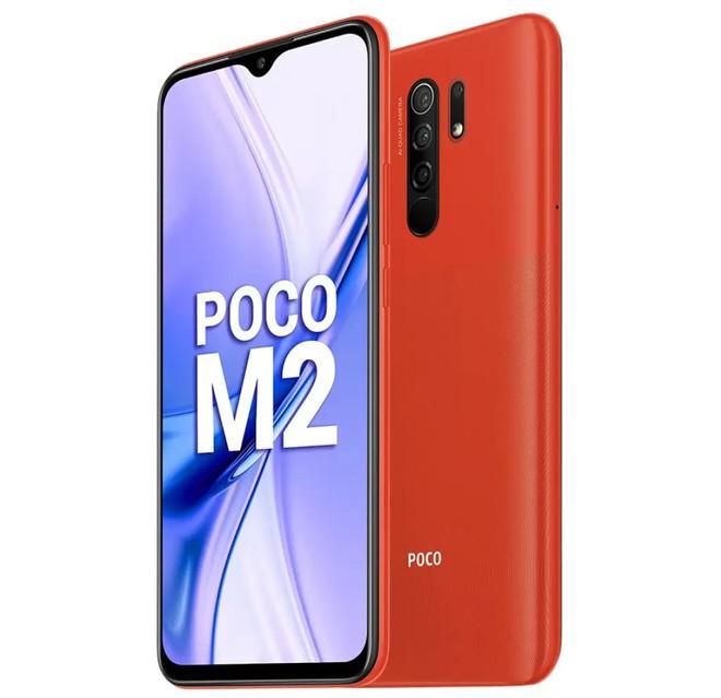 POCO M2 ra mắt: Helio G80, 4 camera, pin 5000mAh, giá từ 3.5 triệu đồng - Ảnh 1.