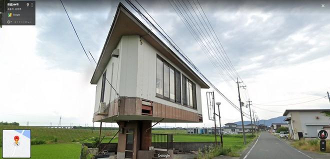Độc đáo ngôi nhà hình nấm tại Nhật Bản gây sốt cộng đồng mạng vì kiến trúc khá kỳ dị - Ảnh 1.