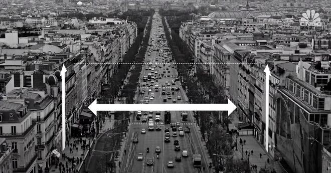 Bí mật đằng sau câu chuyện chẳng có tòa nhà cao tầng nào tại trung tâm Paris - Ảnh 1.
