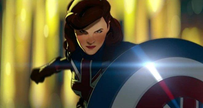 Những gì sẽ xảy ra trong series What If…? của Marvel: Peggy Cart được tiêm huyết thanh siêu chiến binh, Steve Rogers vào vai Iron Man, còn Báo Đen trở thành Star-Lord - Ảnh 2.