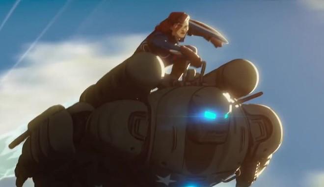 Những gì sẽ xảy ra trong series What If…? của Marvel: Peggy Cart được tiêm huyết thanh siêu chiến binh, Steve Rogers vào vai Iron Man, còn Báo Đen trở thành Star-Lord - Ảnh 3.