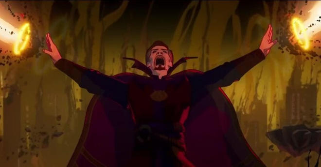 Những gì sẽ xảy ra trong series What If…? của Marvel: Peggy Cart được tiêm huyết thanh siêu chiến binh, Steve Rogers vào vai Iron Man, còn Báo Đen trở thành Star-Lord - Ảnh 6.
