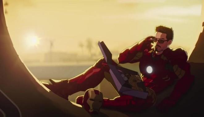 Những gì sẽ xảy ra trong series What If…? của Marvel: Peggy Cart được tiêm huyết thanh siêu chiến binh, Steve Rogers vào vai Iron Man, còn Báo Đen trở thành Star-Lord - Ảnh 7.