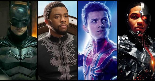 Điểm lại những sự việc hot nhất của thể loại siêu anh hùng trong năm 2020: Vắng phim, tin vẫn nhiều, drama không thiếu - Ảnh 1.