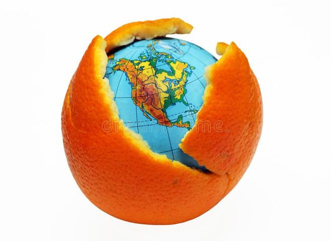 Nếu gọt vỏ Trái Đất như một quả cam, phía bên dưới lớp cùi sẽ trông như thế nào? - Ảnh 1.