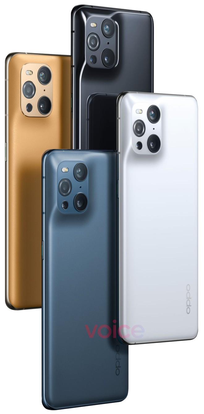 Đây là Oppo Find X3 Pro, không phải iPhone 12 Pro Max - Ảnh 1.