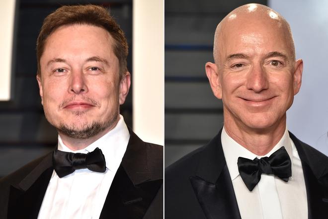 Tài sản bốc hơi 14 tỷ USD trong một ngày, tỷ phú Elon Musk mất ngôi giàu nhất thế giới - Ảnh 1.