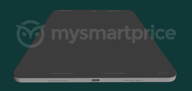iPad Pro 2021 lộ ảnh render: Thiết kế không đổi, nâng cấp cấu hình, ra mắt vào tháng 3 - Ảnh 2.