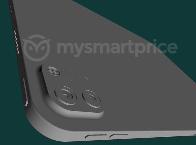 iPad Pro 2021 lộ ảnh render: Thiết kế không đổi, nâng cấp cấu hình, ra mắt vào tháng 3 - Ảnh 5.