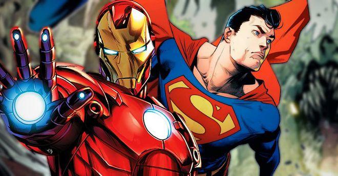 Những cách để Iron Man có thể đánh bại Superman - Ảnh 1.