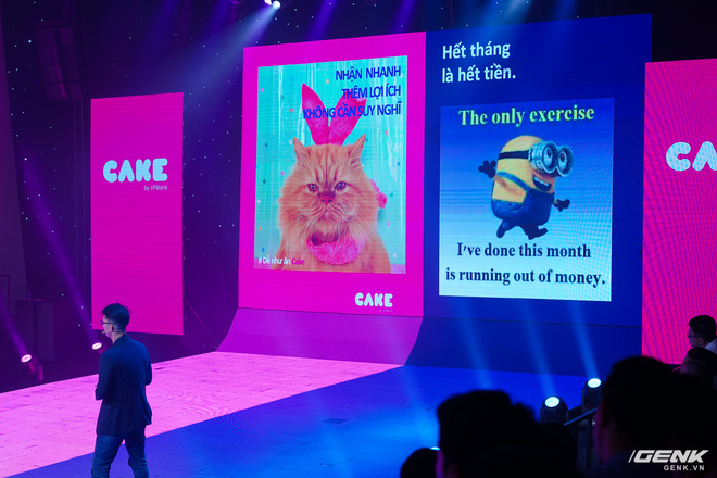 Ngân hàng số Cake ra mắt tại Việt Nam: miễn phí dịch vụ suốt đời, tích hợp thẳng vào ứng dụng gọi xe Be - Ảnh 3.