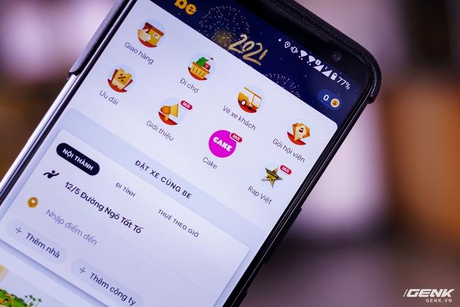 Ngân hàng số Cake ra mắt tại Việt Nam: miễn phí dịch vụ suốt đời, tích hợp thẳng vào ứng dụng gọi xe Be - Ảnh 1.