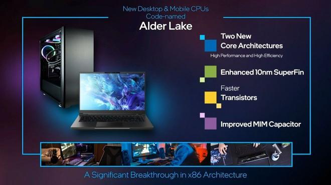 Chip xử lý thế hệ thứ 12 của Intel sẽ thách thức chip M1 của Apple vào cuối năm nay - Ảnh 2.