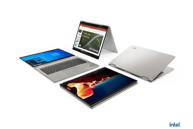 [CES 2021] Lenovo ra mắt chiếc ThinkPad mỏng nhất từ trước đến nay, giá 1.899 USD - Ảnh 1.