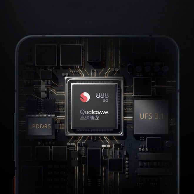 Smartphone thứ hai với chip Snapdragon 888 ra mắt, giá rẻ hơn Xiaomi Mi 11 - Ảnh 3.