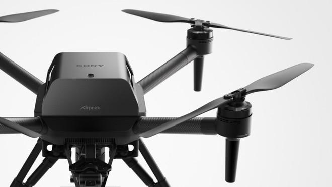 Sony công bố thiết kế và ngày bán ra chiếc drone đầu tay Airpeak - Ảnh 5.