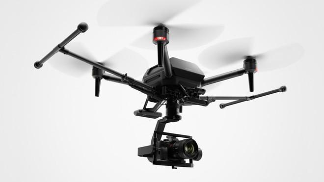 Sony công bố thiết kế và ngày bán ra chiếc drone đầu tay Airpeak - Ảnh 7.