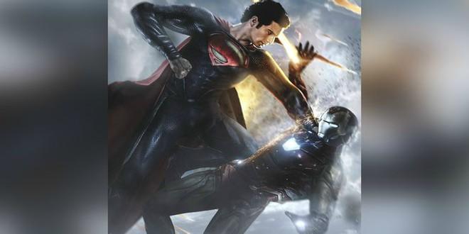 Những cách để Iron Man có thể đánh bại Superman - Ảnh 2.
