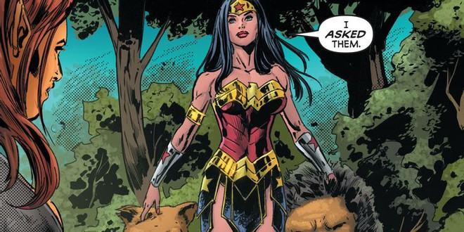 Có vẻ như DCEU đang phớt lờ siêu năng lực kỳ lạ nhất của Wonder Woman - Ảnh 2.