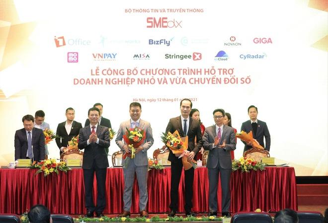 Bộ Thông tin Truyền thông lựa chọn Bizfly vào danh sách các nền tảng chuyển đổi số xuất sắc Make in Vietnam - Ảnh 2.