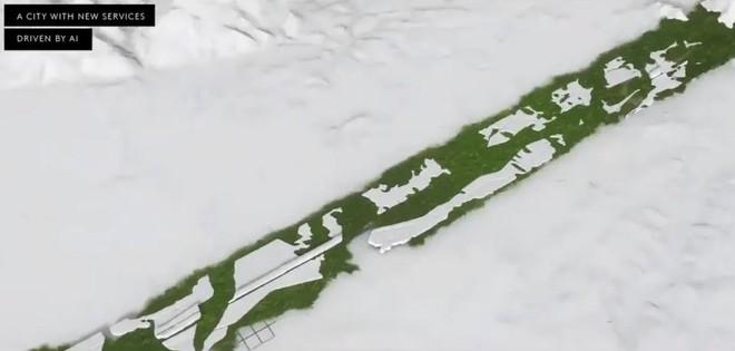 Thái tử Ả Rập Xê Út muốn xây một thành phố thẳng tắp, dài 170km cắt ngang toàn bộ lãnh thổ quốc gia - Ảnh 4.