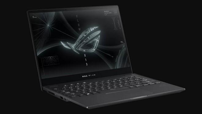 [CES 2021] Asus ra mắt ROG Flow X13: Laptop chơi game 2-trong-1, ngoại hình mỏng như ultrabook, màn hình 120Hz, GTX 1650, sạc nhanh 100W - Ảnh 2.