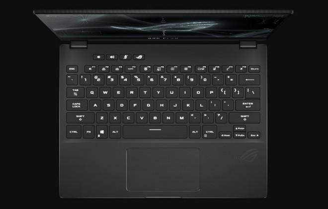 [CES 2021] Asus ra mắt ROG Flow X13: Laptop chơi game 2-trong-1, ngoại hình mỏng như ultrabook, màn hình 120Hz, GTX 1650, sạc nhanh 100W - Ảnh 4.