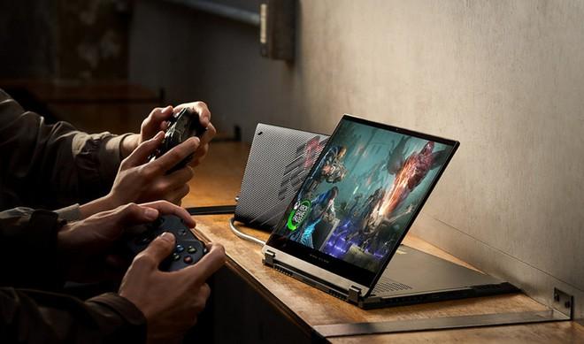 [CES 2021] Asus ra mắt ROG Flow X13: Laptop chơi game 2-trong-1, ngoại hình mỏng như ultrabook, màn hình 120Hz, GTX 1650, sạc nhanh 100W - Ảnh 7.
