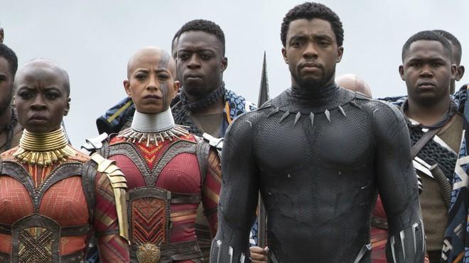 Black Panther 2: Không dùng CGI để tái tạo khuôn mặt Chadwick Boseman, không thay diễn viên mới - Ảnh 2.